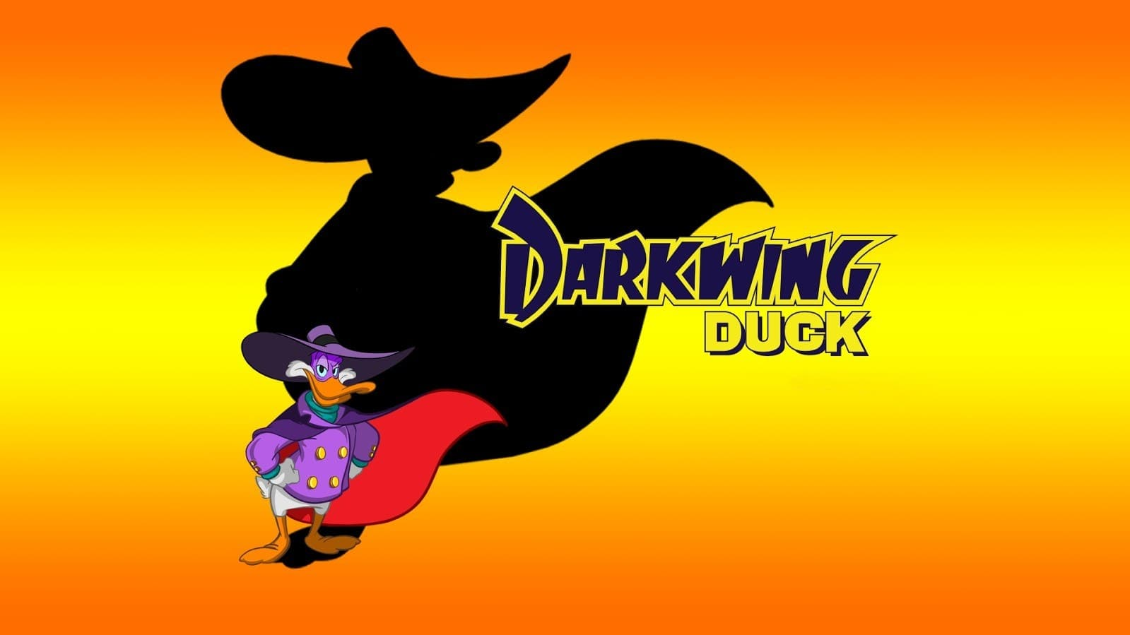 darkwing duck tv series 19911992 backdrops � the