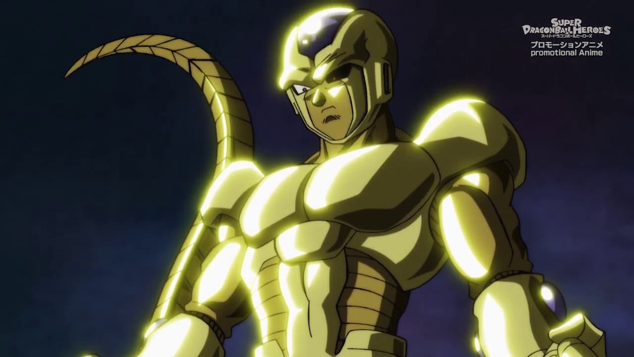Super Dragon Ball Heroes: Episodi 12