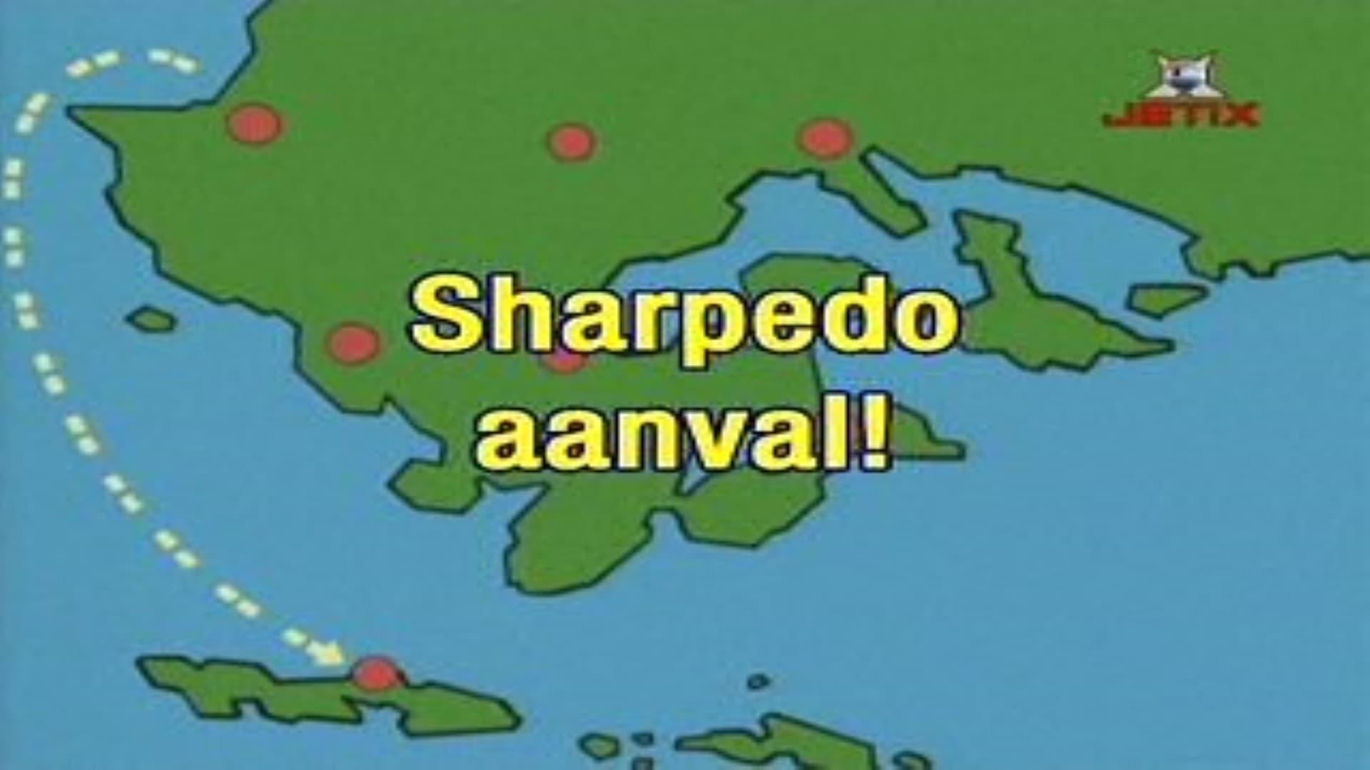 Pokémon Season 6 :Episode 19  Sharpedo Attack!
