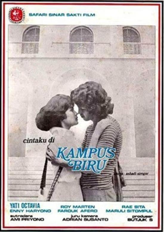 Ver Cintaku Di Kampus Biru Online HD Español ()