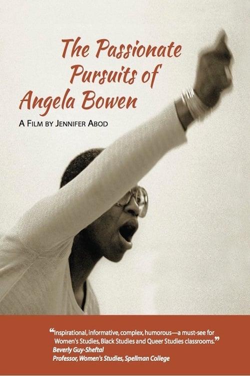 Ver The Passionate Pursuits of Angela Bowen Online HD Español (2016)