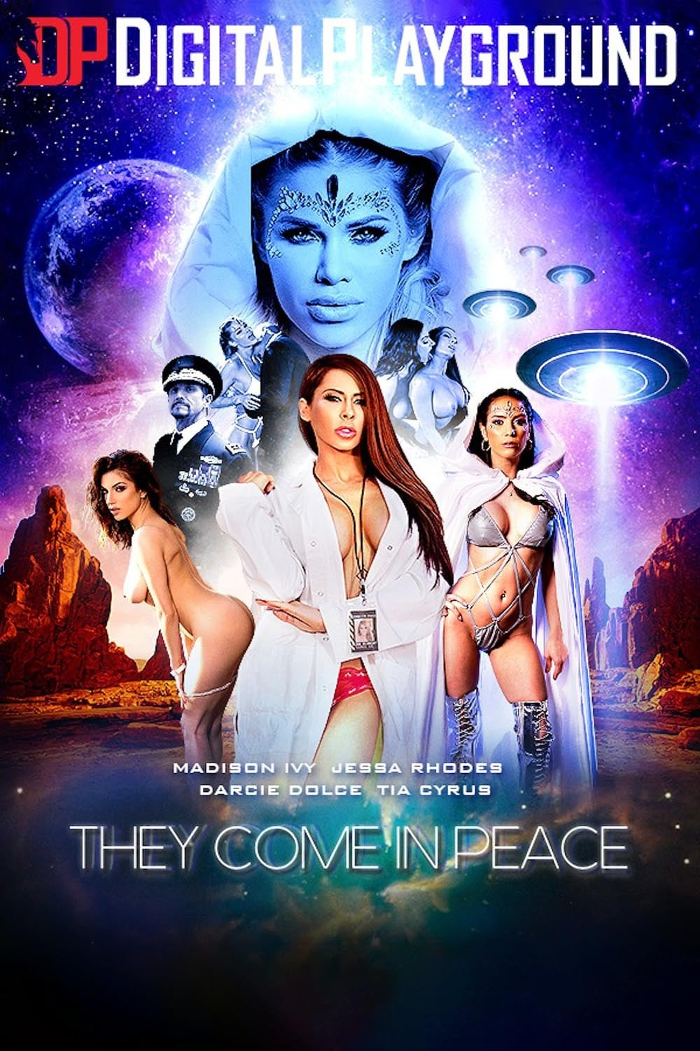 They Come In Peace (2019)