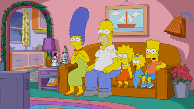 The Simpsons Season 32 :Episode 10  A Springfield Summer Christmas for Christmas