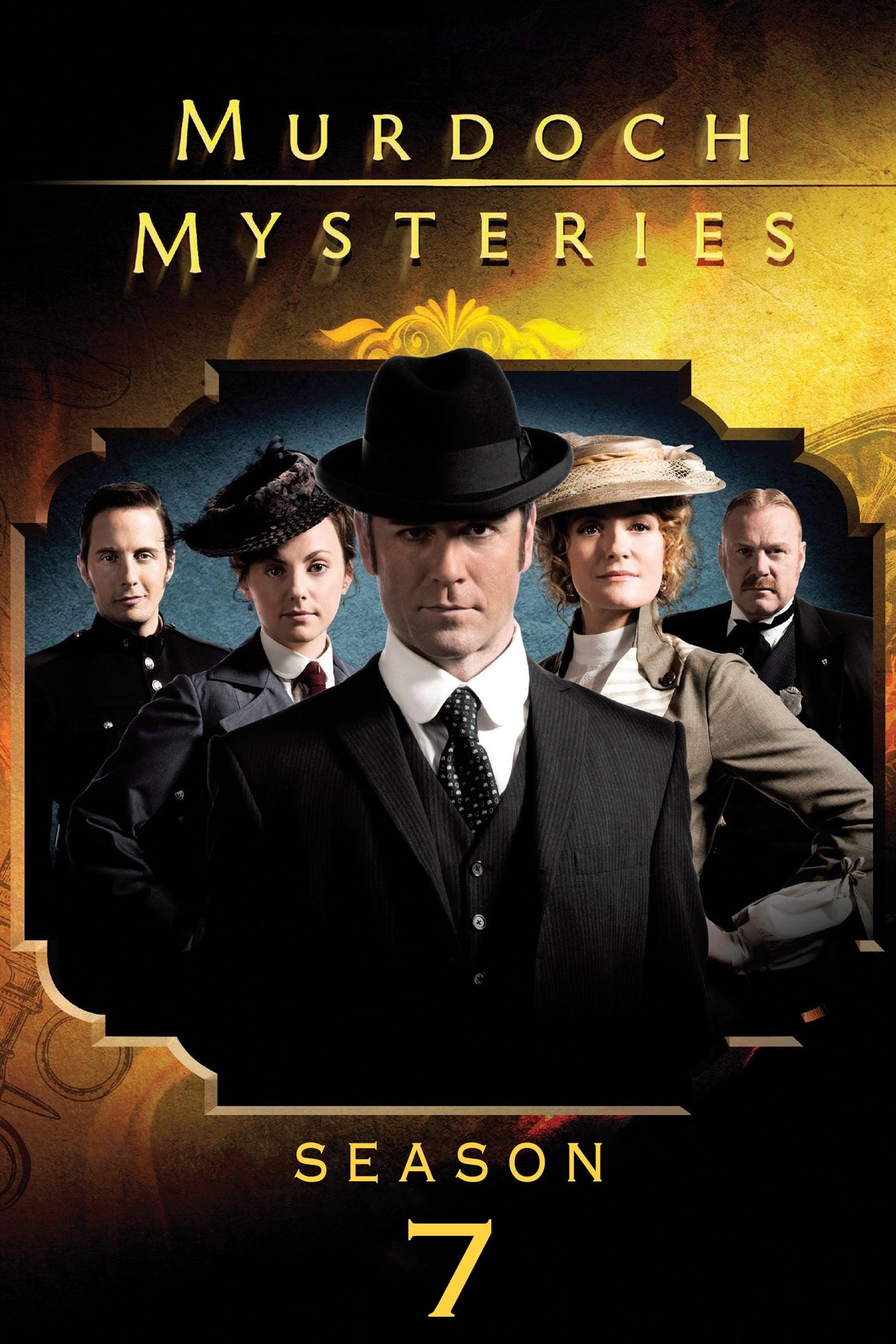Murdoch Mysteries Season 7