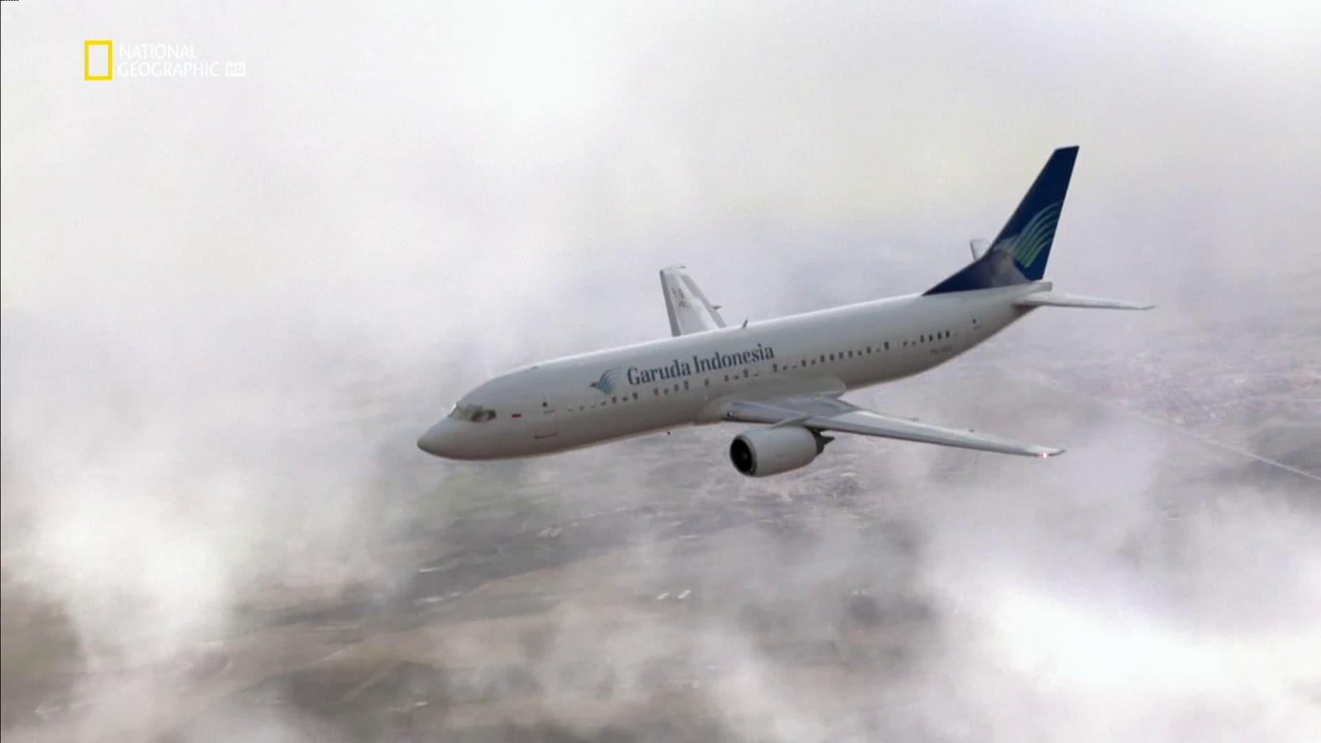 Mayday Season 15 :Episode 2  Fatal Focus (Garuda Indonesia Flight 200)