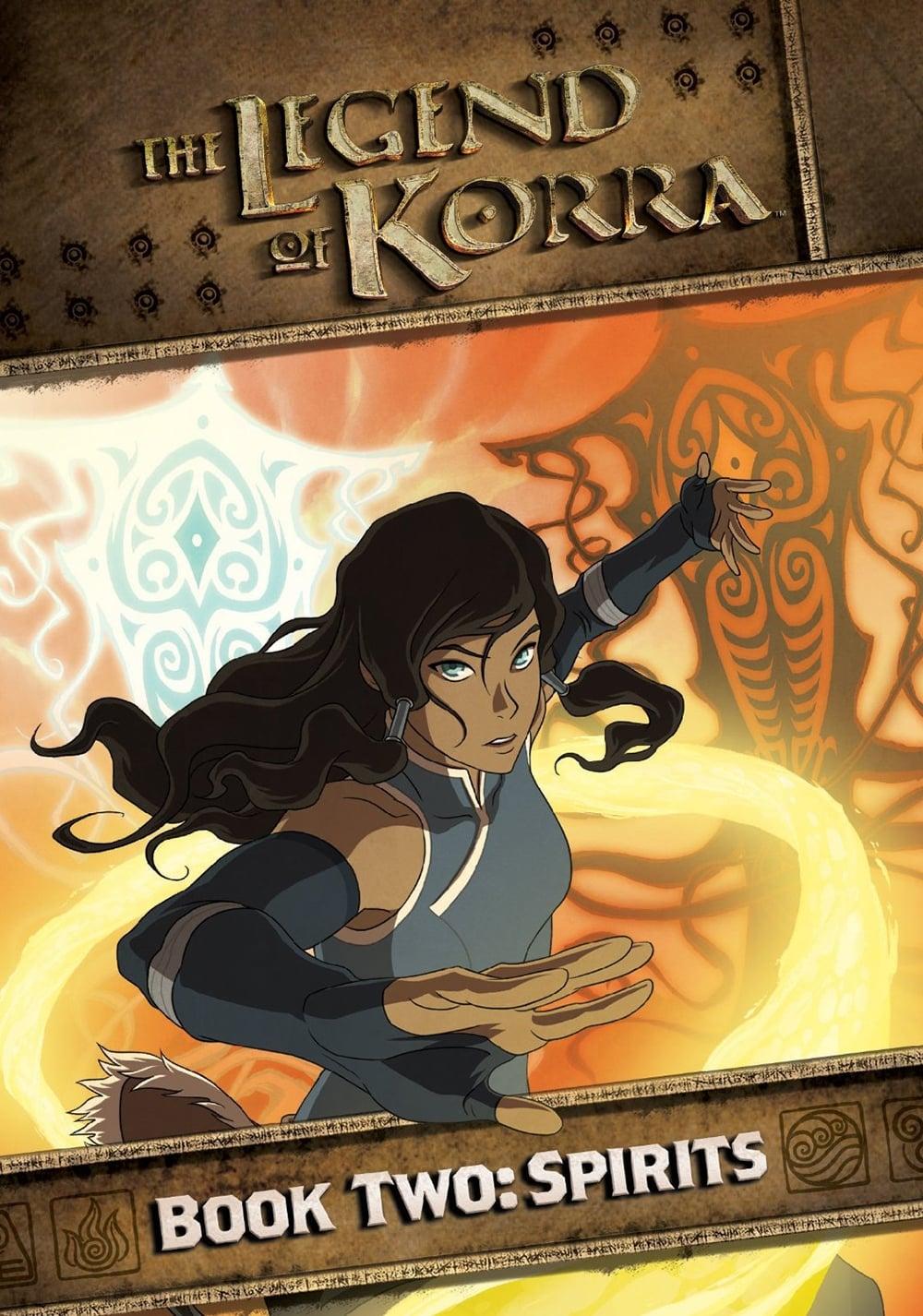 Avatar: A Lenda de Korra – Livro 2: Espíritos (2014) Blu-Ray 1080p Download Torrent Dublado