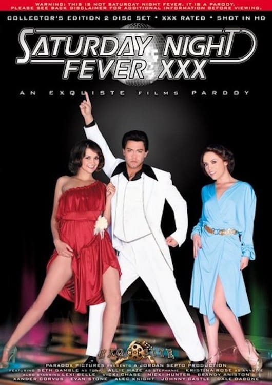 Saturday Night Fever XXX (2011) - Posters — The Movie