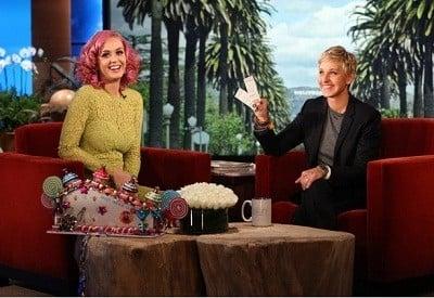 The Ellen DeGeneres Show Season 9 :Episode 44  Katy Perry