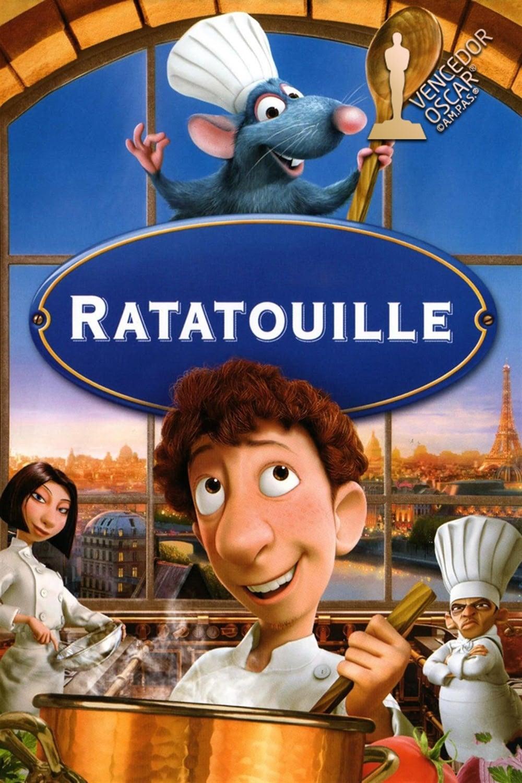 capa Ratatouille