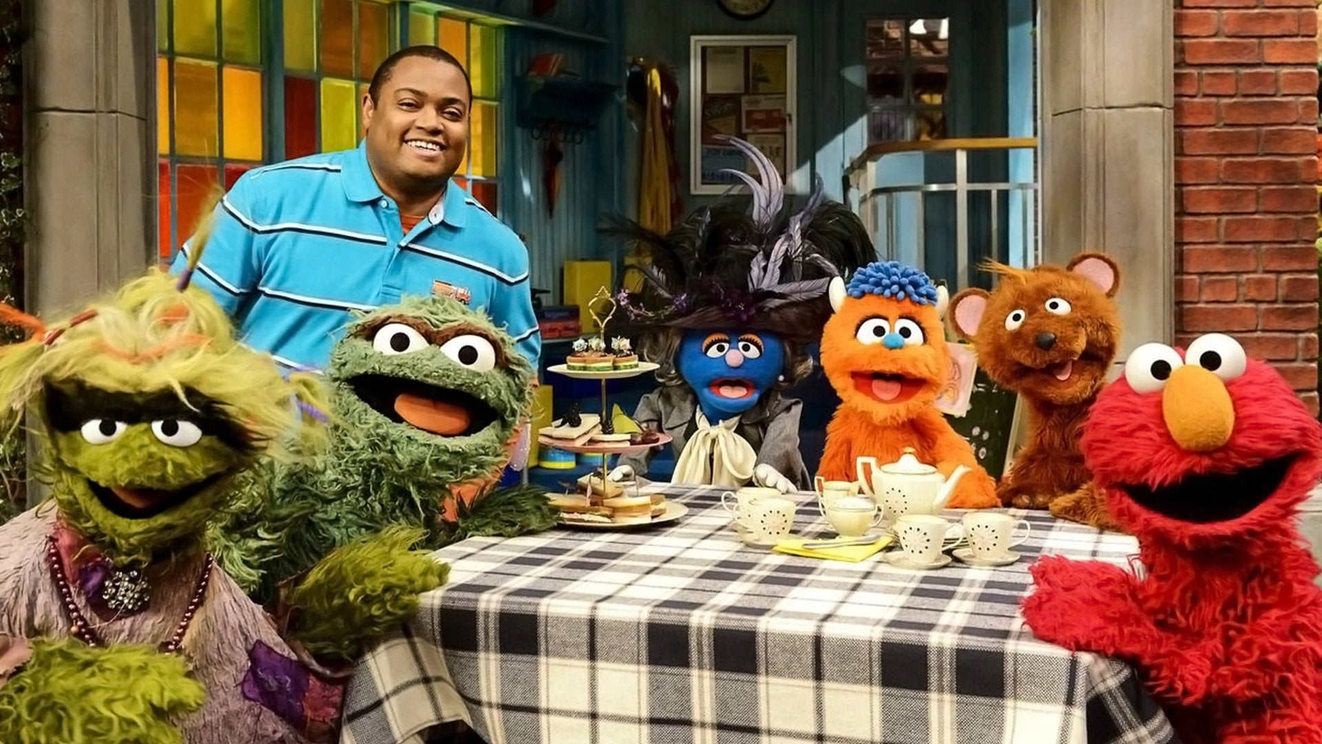 Sesame Street Season 48 :Episode 28  Oscar the Kind