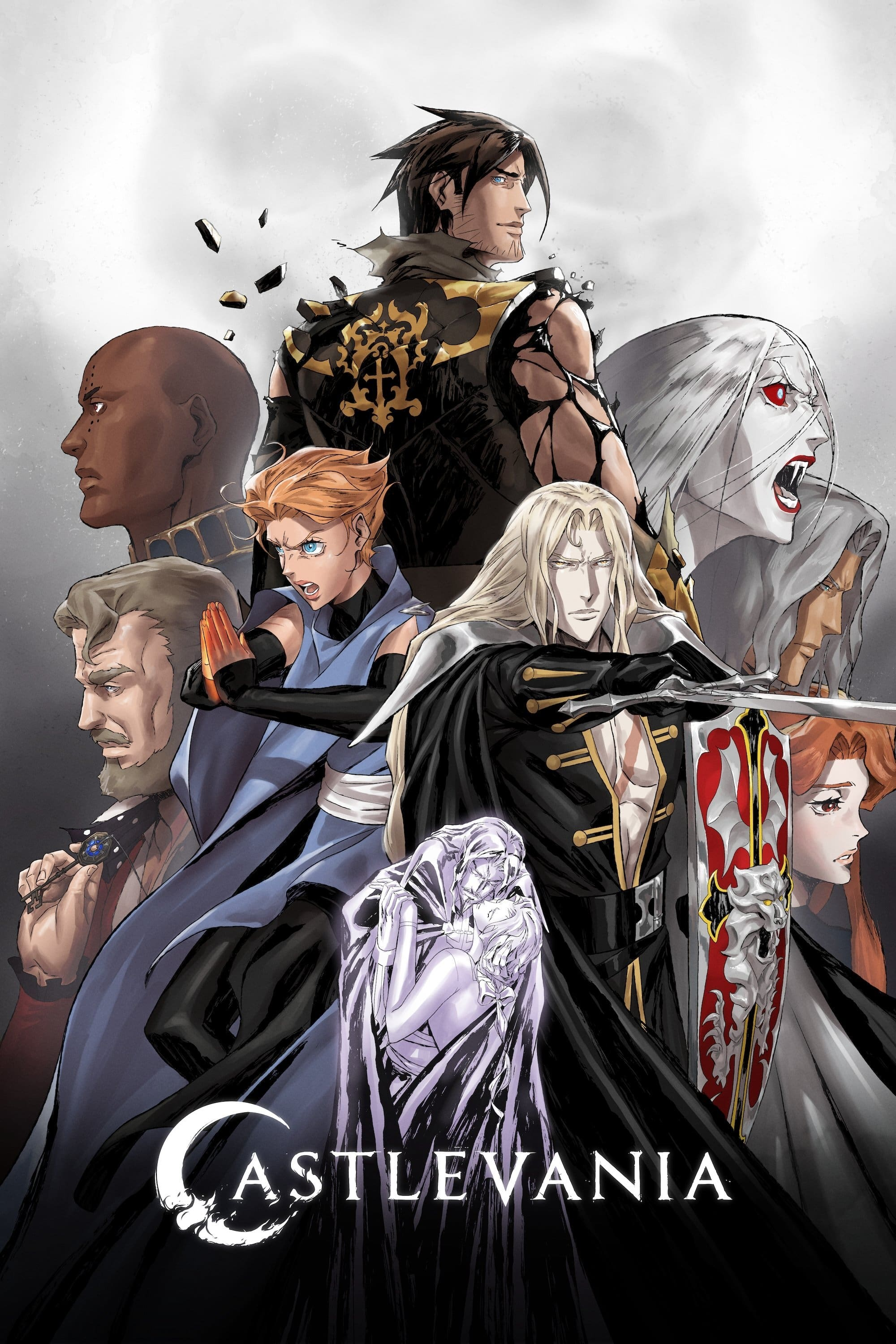 Castlevania TV Shows About Church