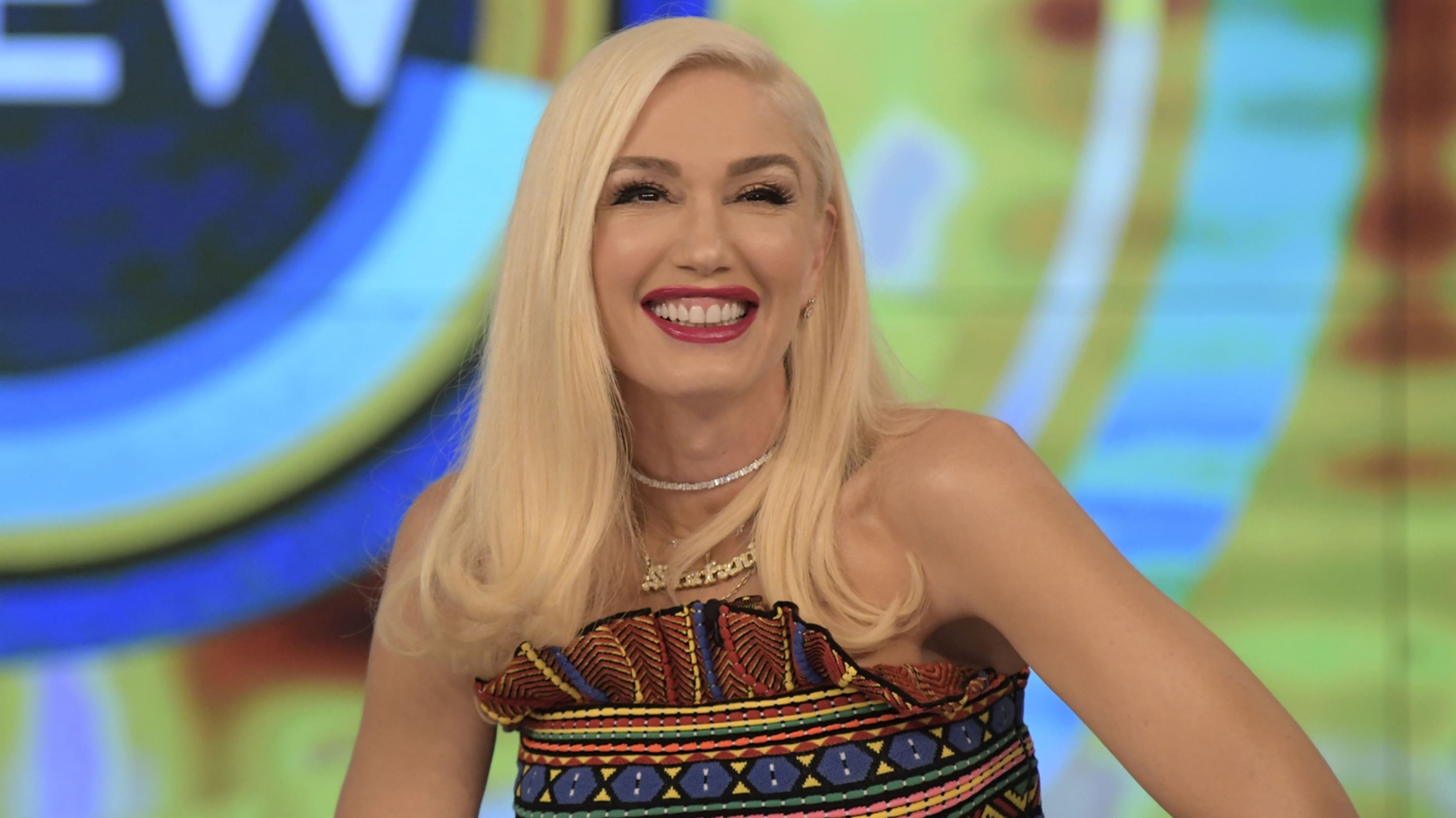 The View Season 23 :Episode 16  Gwen Stefani and Ta-Nehisi Coates