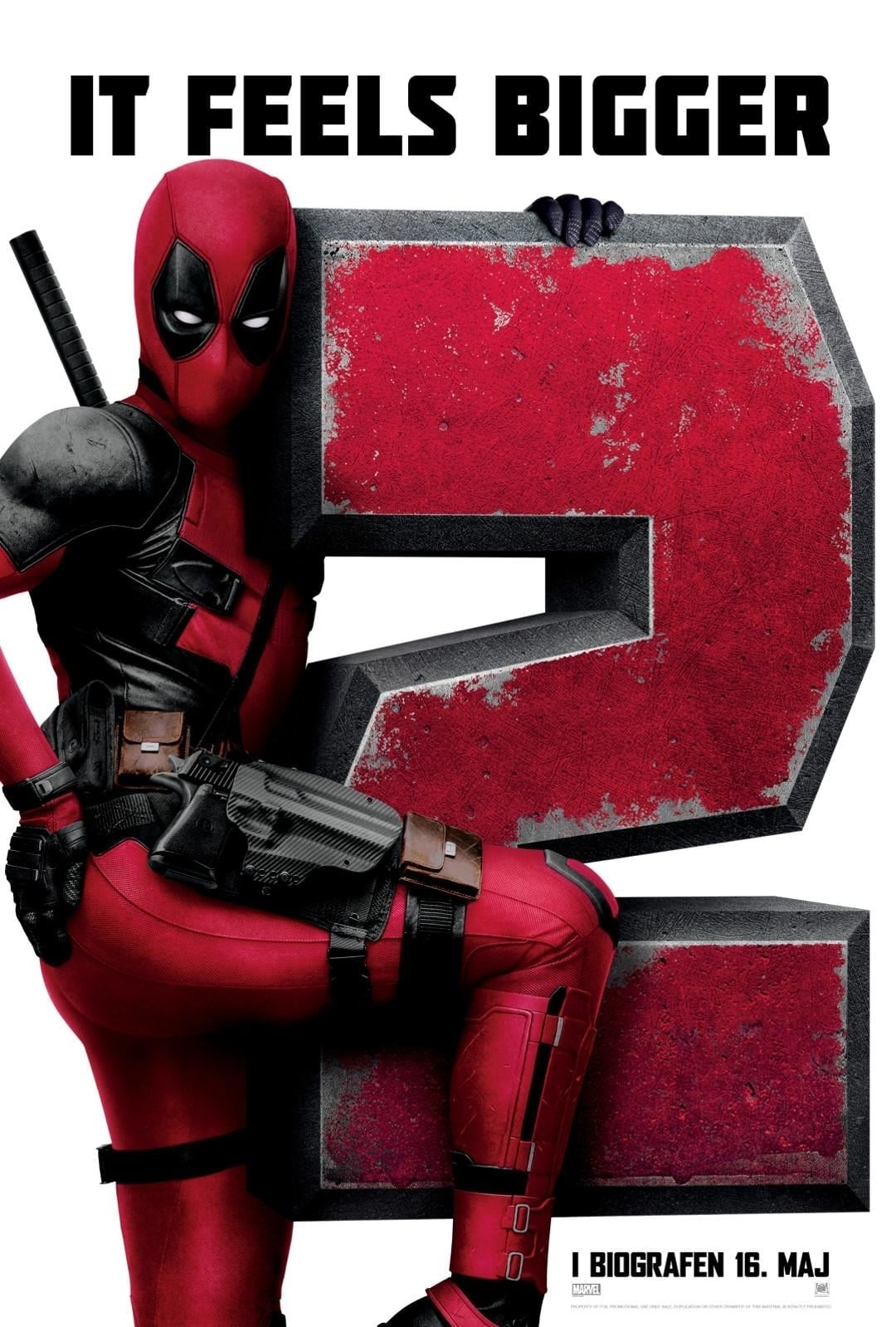 Deadpool 2 2018 Super Duper Cut