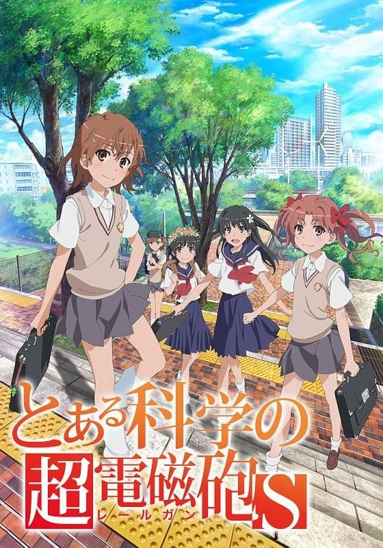 A Certain Scientific Railgun Season 2
