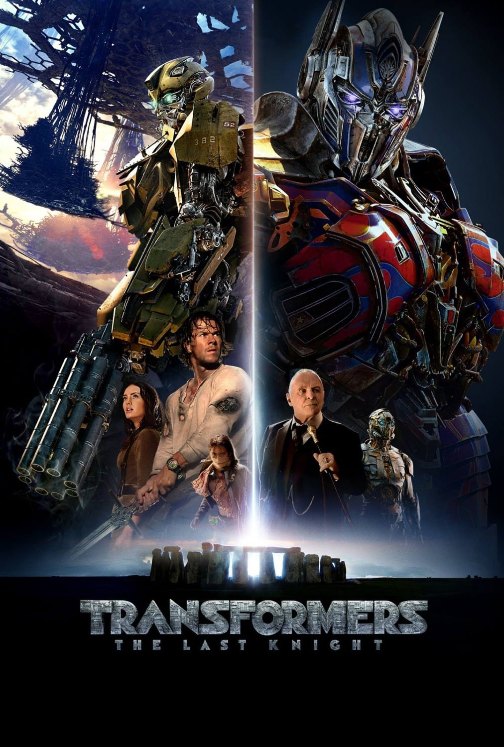 TRANSFORMERS EL ULTIMO CABALLERO (2017) HD 1080P LATINO/INGLES