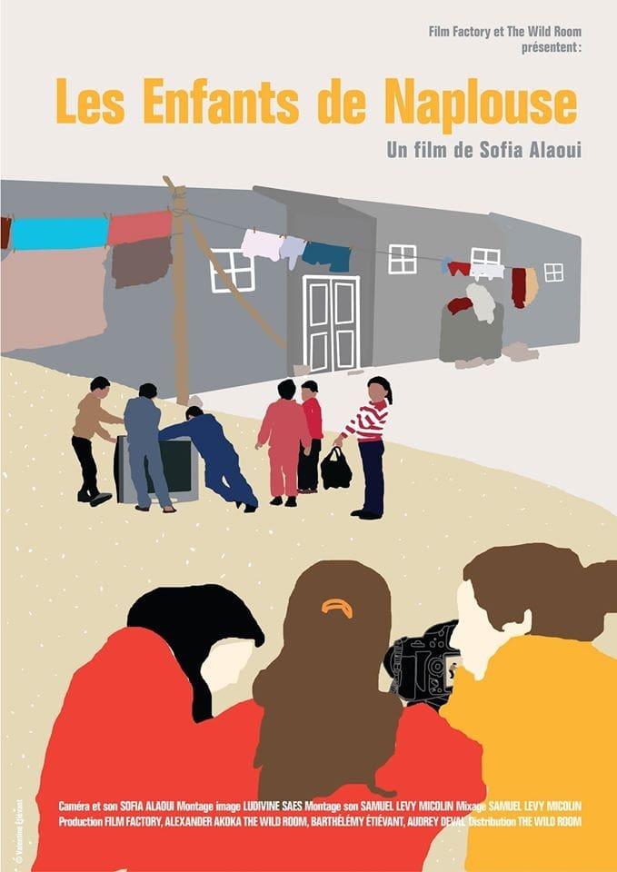 Children of Nablus (2015)