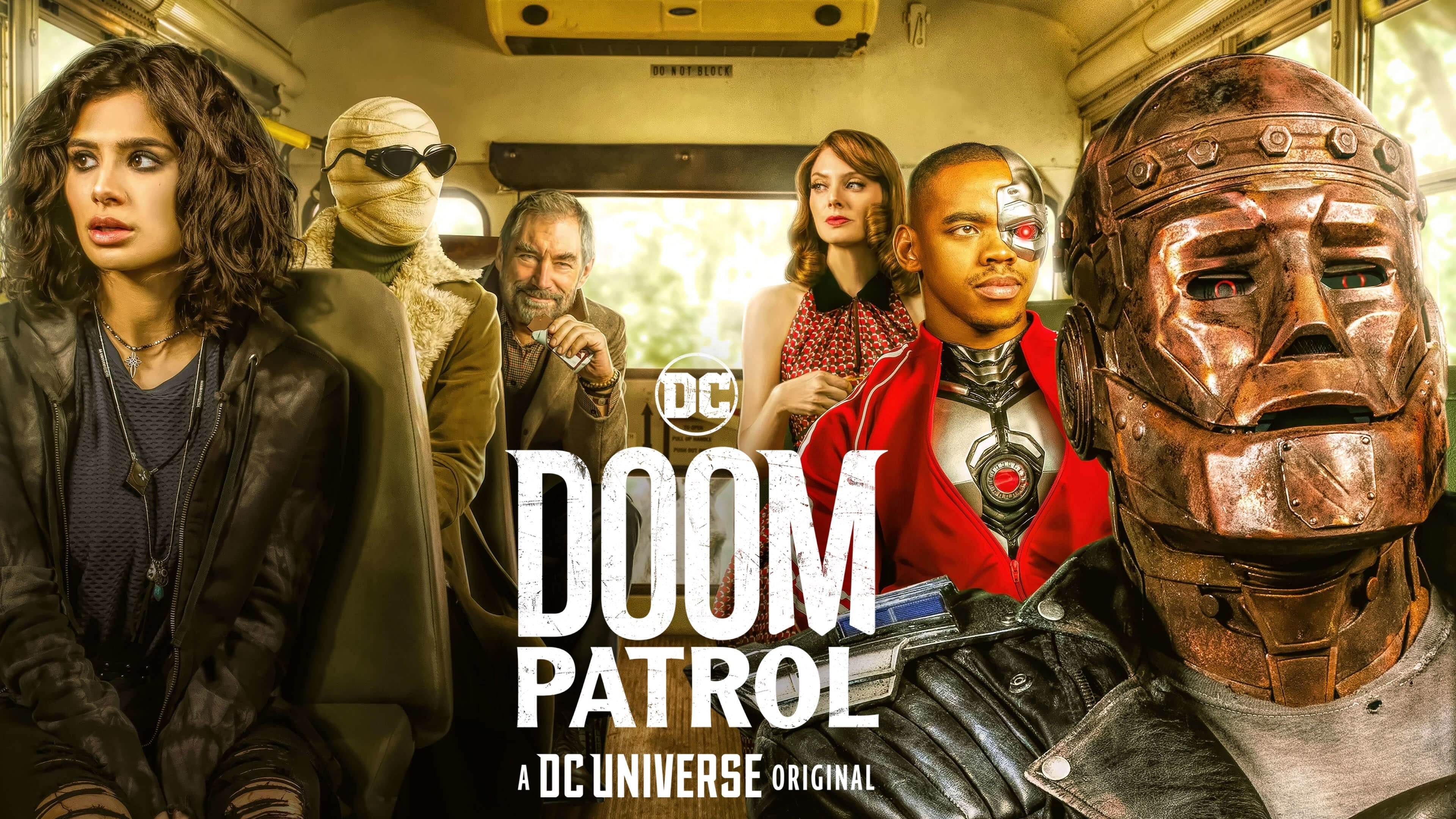 Doom Patrol Full Series