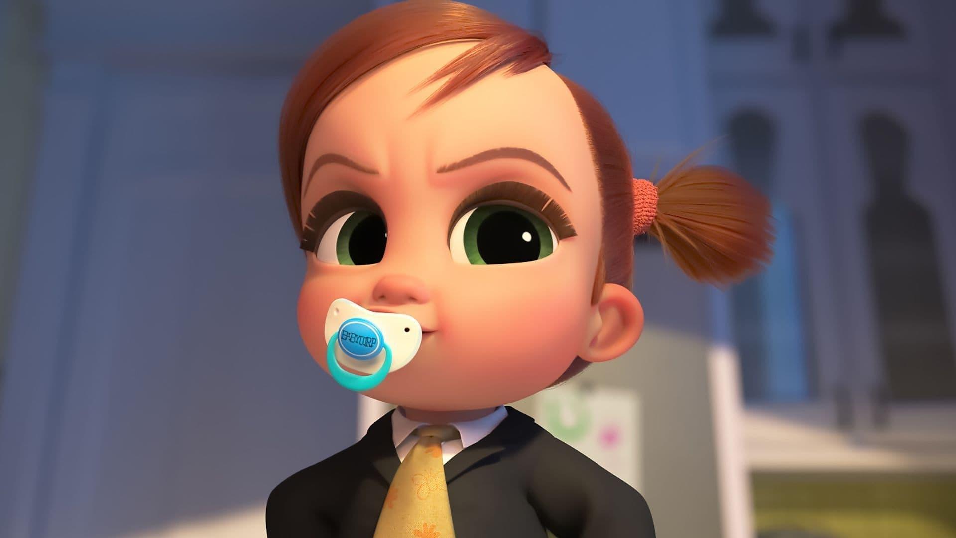 The Boss Baby: Perhebisnes (2021)