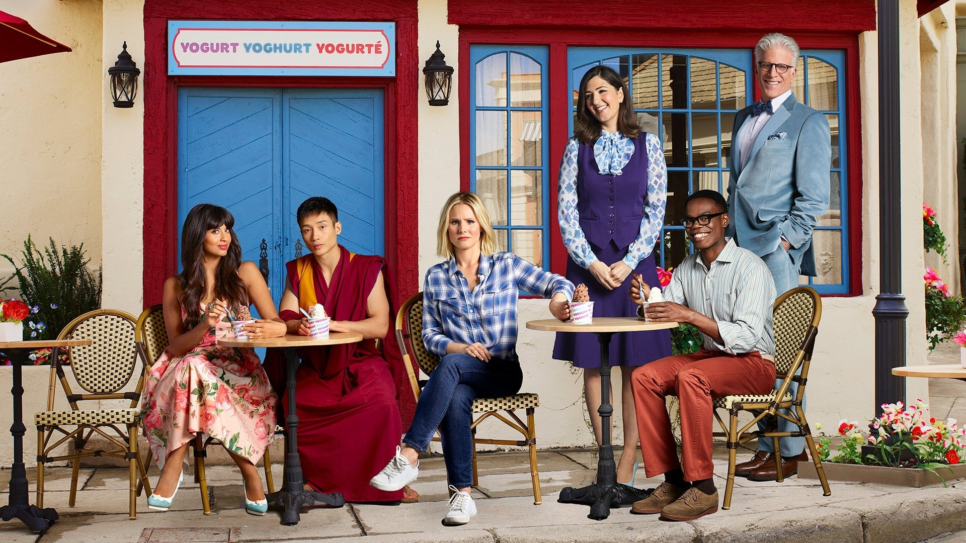 The Good Place Full Series