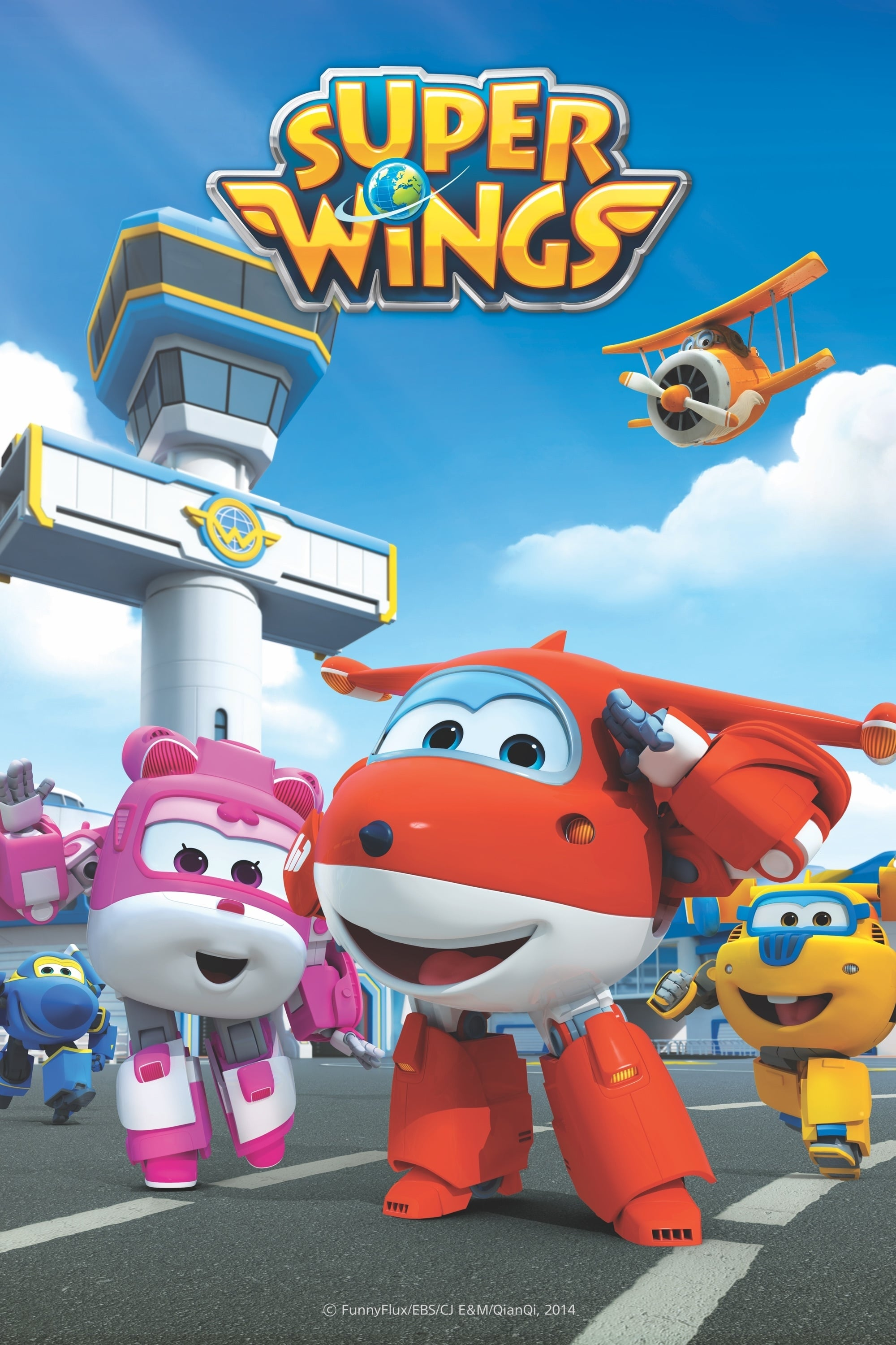 Super Wings streaming sur zone telechargement