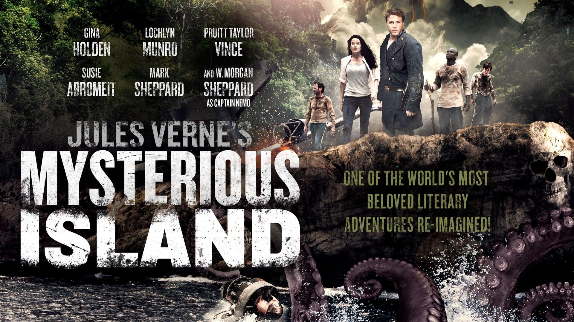 Тайнственият остров
