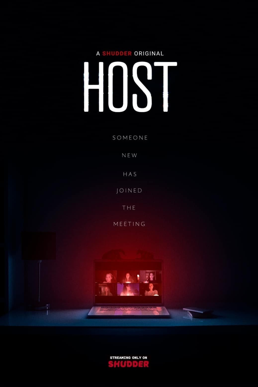 Poster and image movie Host
