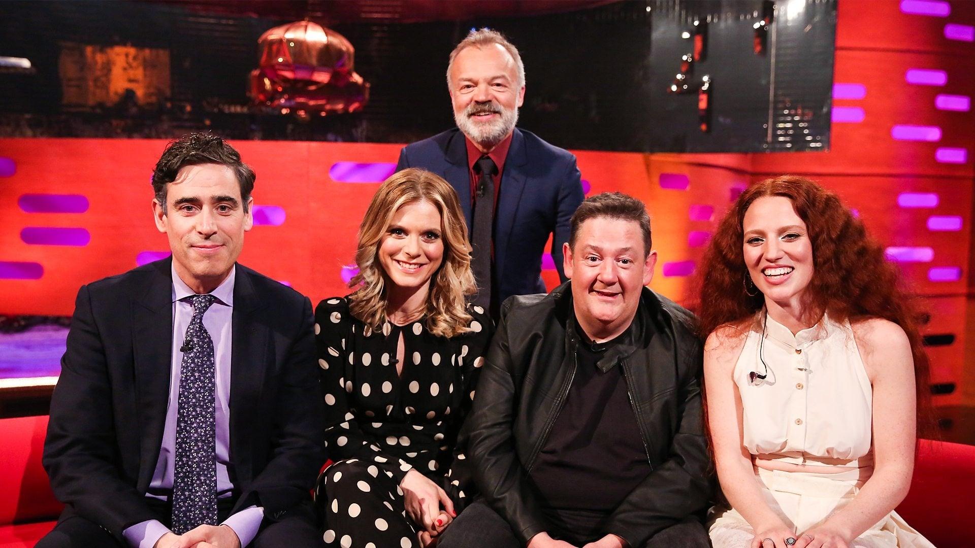 The Graham Norton Show Season 23 :Episode 5  Stephen Mangan, Emilia Fox, Johnny Vegas, Jess Glynne