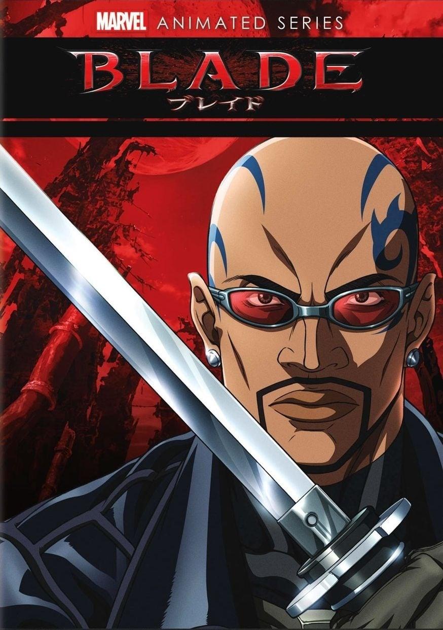 Blade Tv Series 2011 Posters Mdash The Movie Database