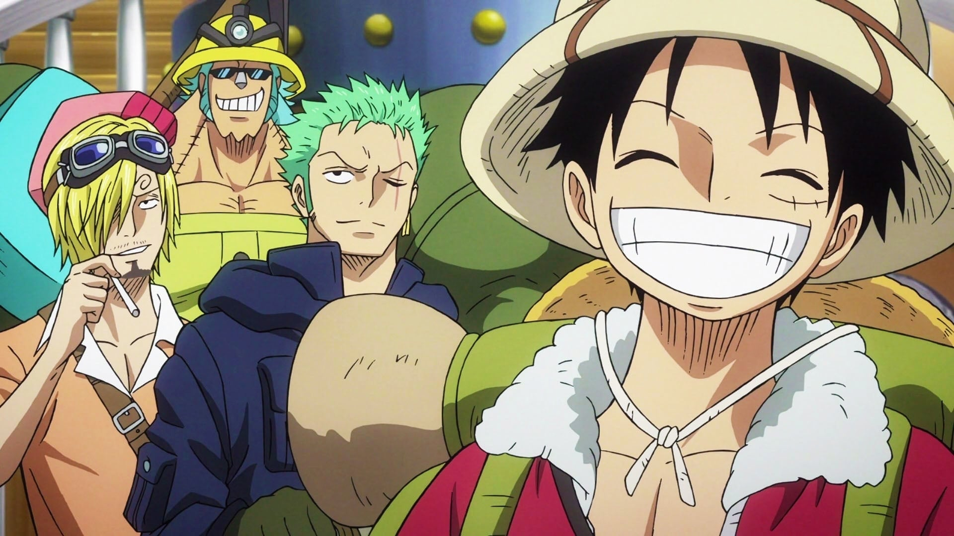 One Piece Season 0 :Episode 15  One Piece: Heart of Gold