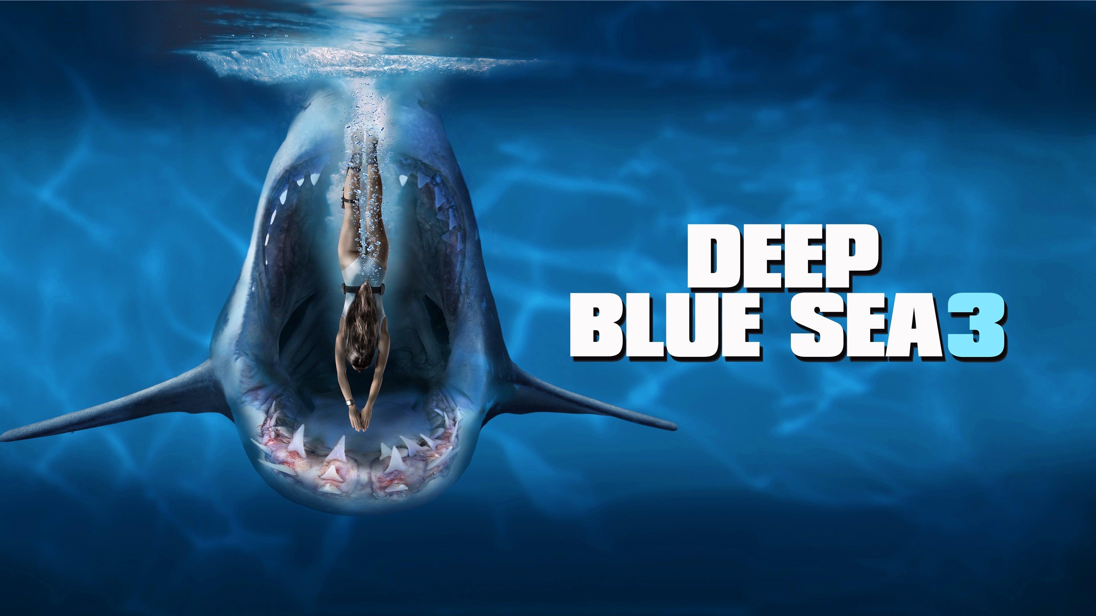 Deep Blue Sea 3