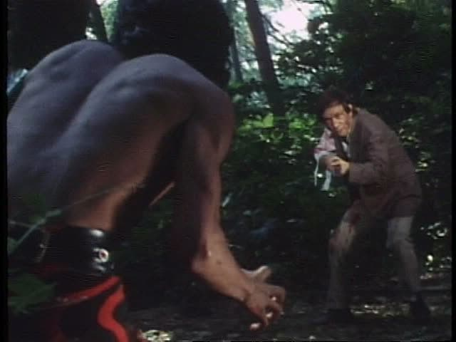 Kamen Rider Season 4 :Episode 5  The Weirdo Who Came From Underground!!