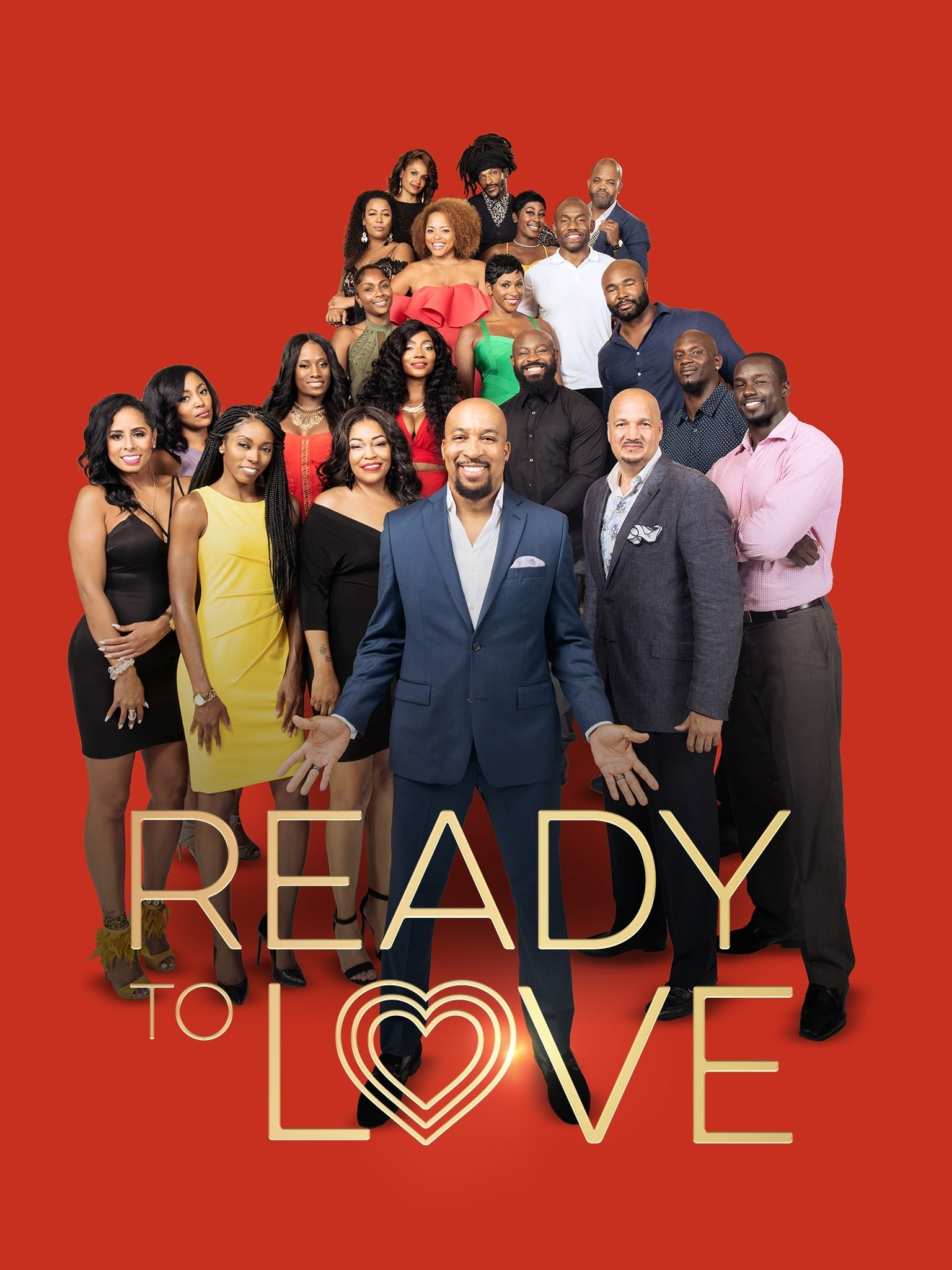 Ready to Love (2018)