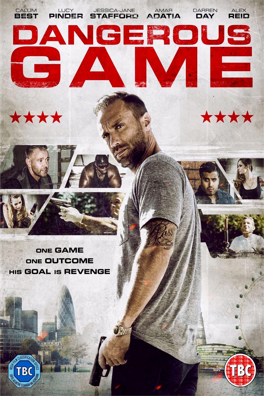 Pavojingas žaidimas / Dangerous Game (2017) žiūrėti online