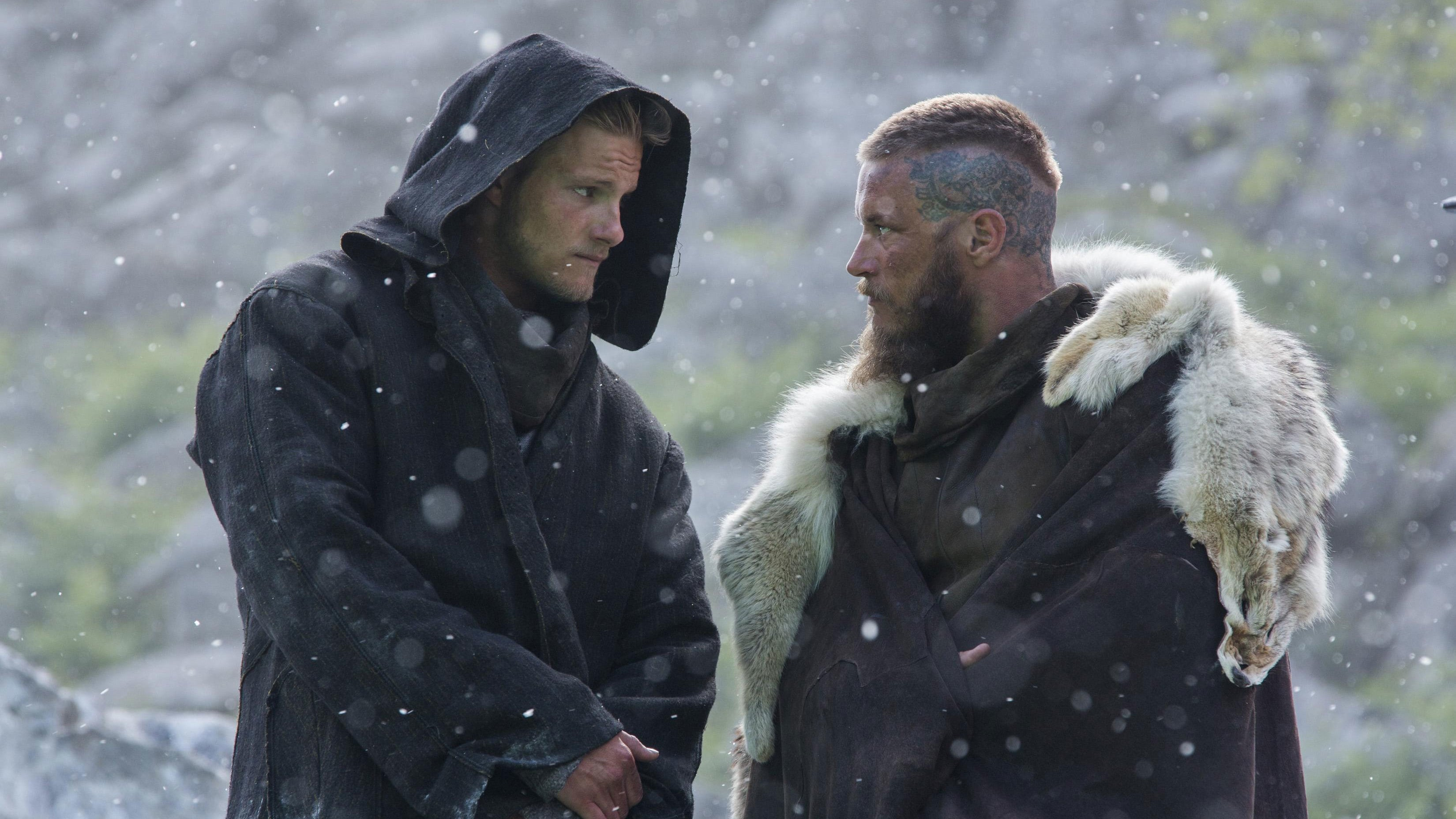 Vikings Season 3 :Episode 1  Mercenary