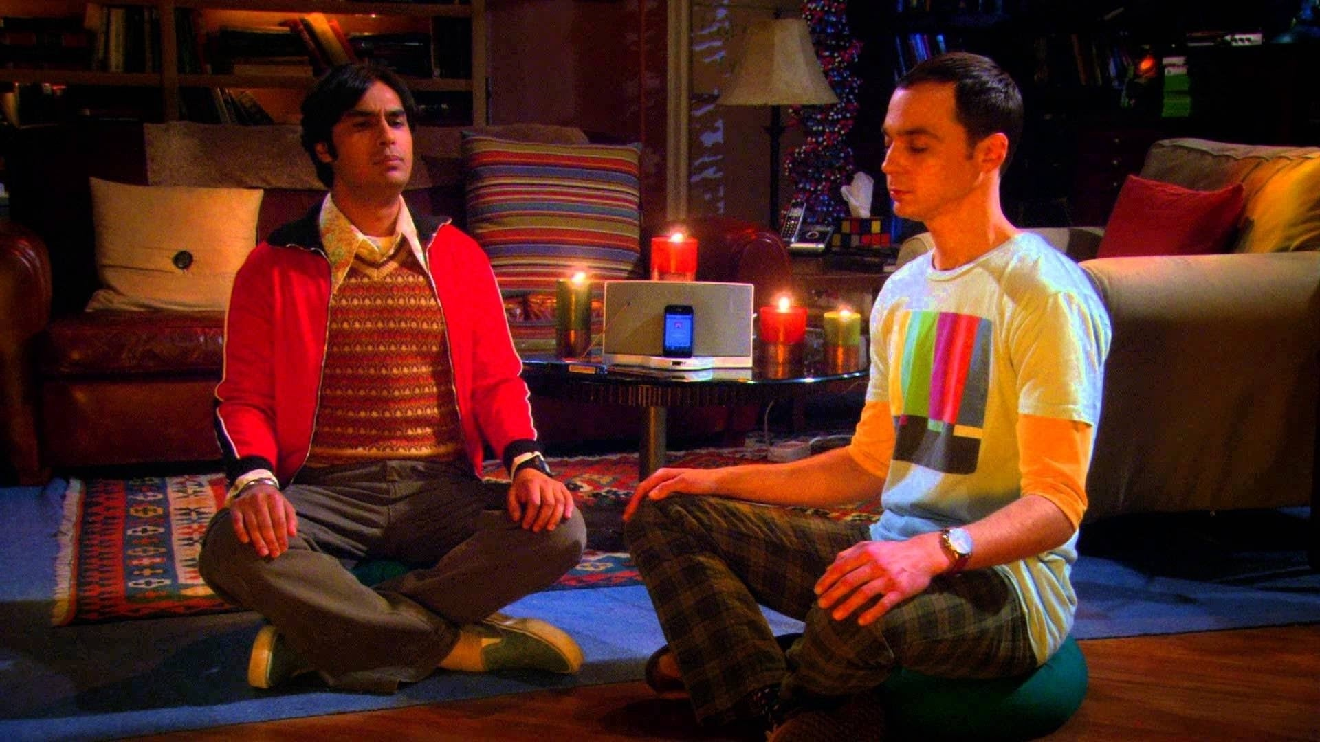 The Big Bang Theory Season 3 :Episode 18  The Pants Alternative