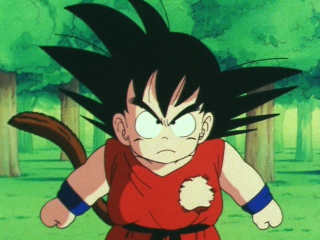Dragon Ball Season 1 :Episode 63  Son Goku's Revenge