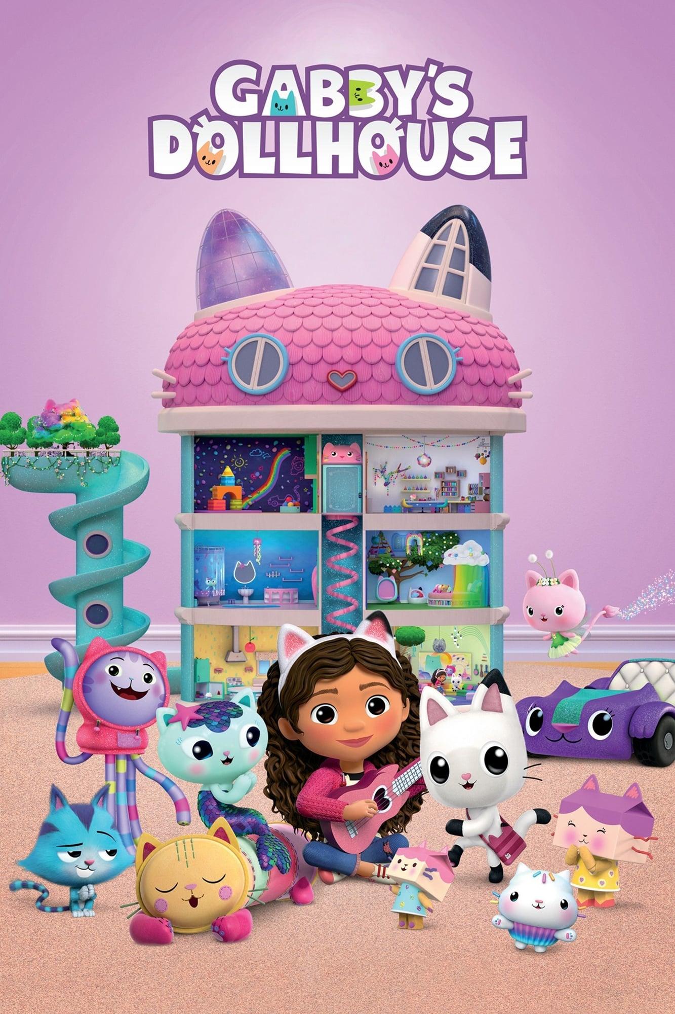 Gabby's Dollhouse (2020)