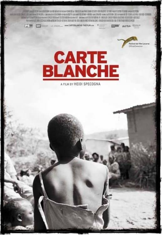 Ver Carte Blanche Online HD Español (2011)