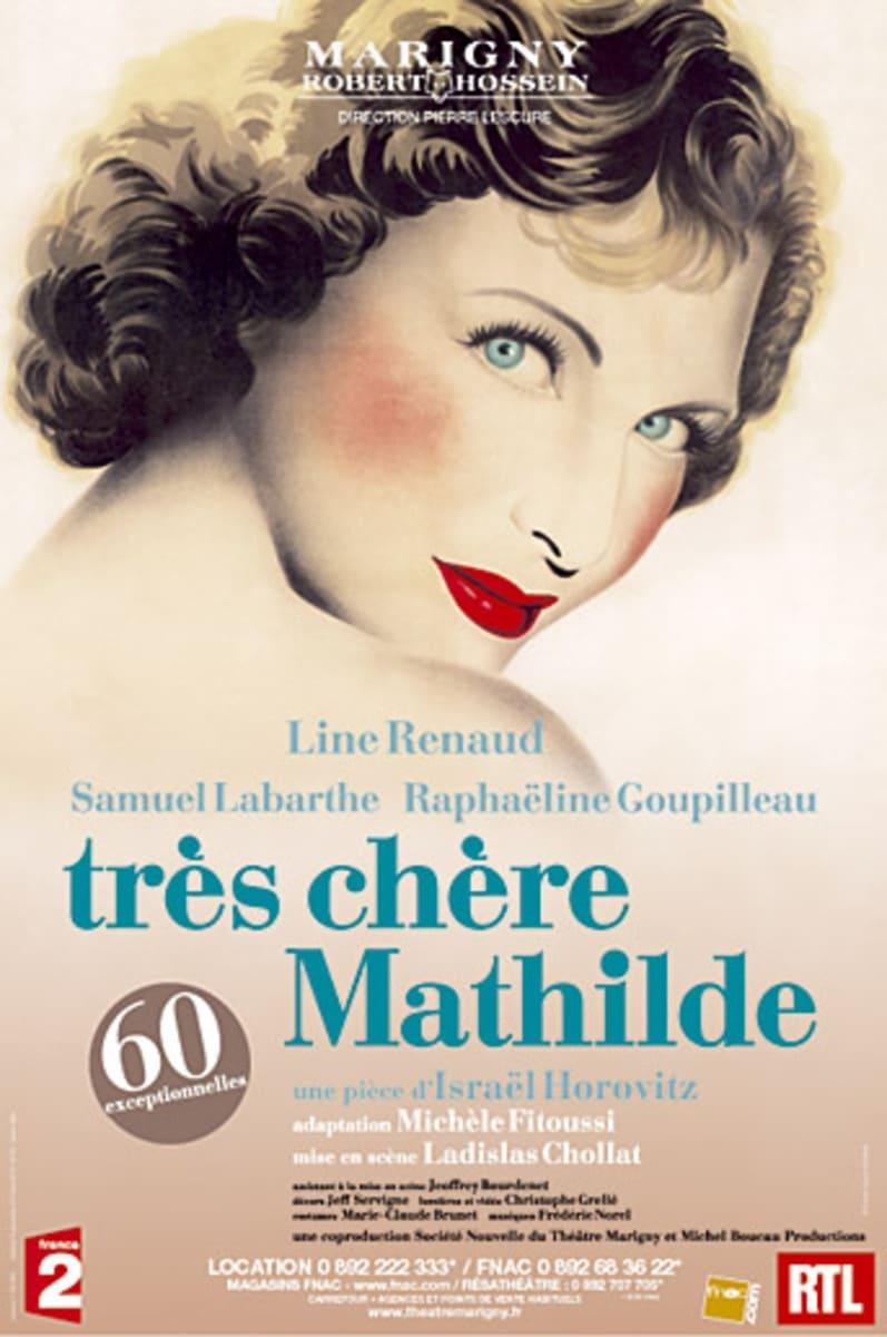 Très chère Mathilde