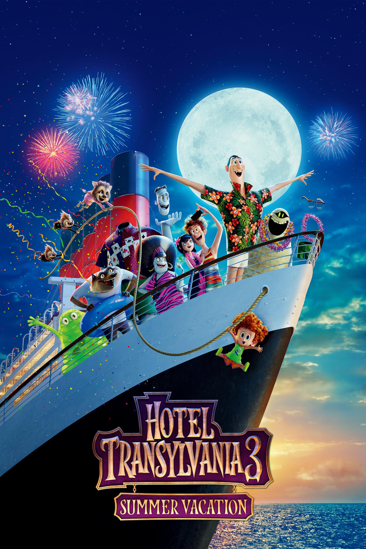 Hotel Transylvania 3 Stream