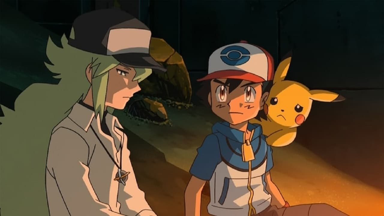 Pokémon Season 16 :Episode 23  Ash and N: A Clash of Ideals!