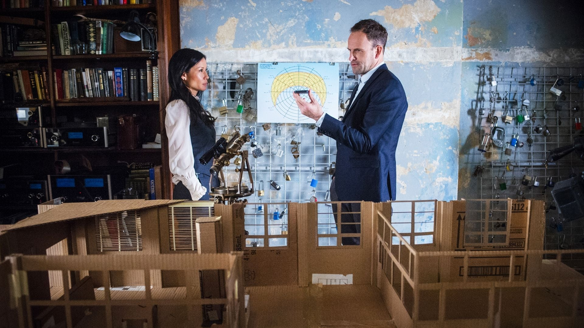 Elementary Season 6 :Episode 14  Through the Fog