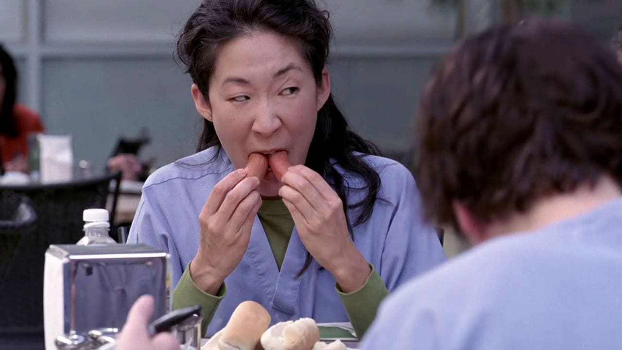 Grey's Anatomy Season 2 :Episode 14  Lügen