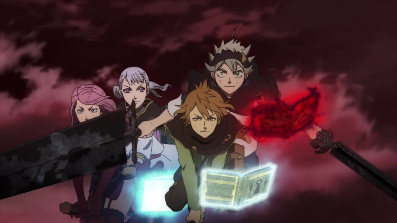 Black Clover Season 1 :Episode 59  Flames of Hatred