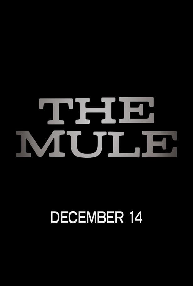 Poster and image movie The Mule