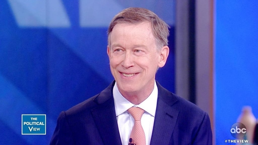 The View Season 22 :Episode 199  John Hickenlooper