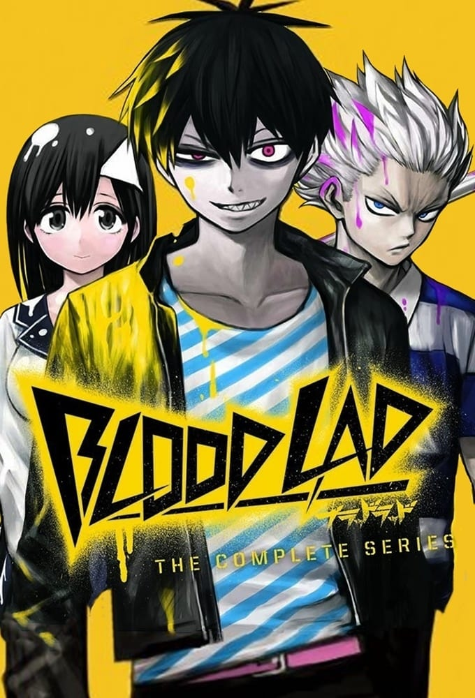 Blood Lad - 2013 TV Show - WAATCH