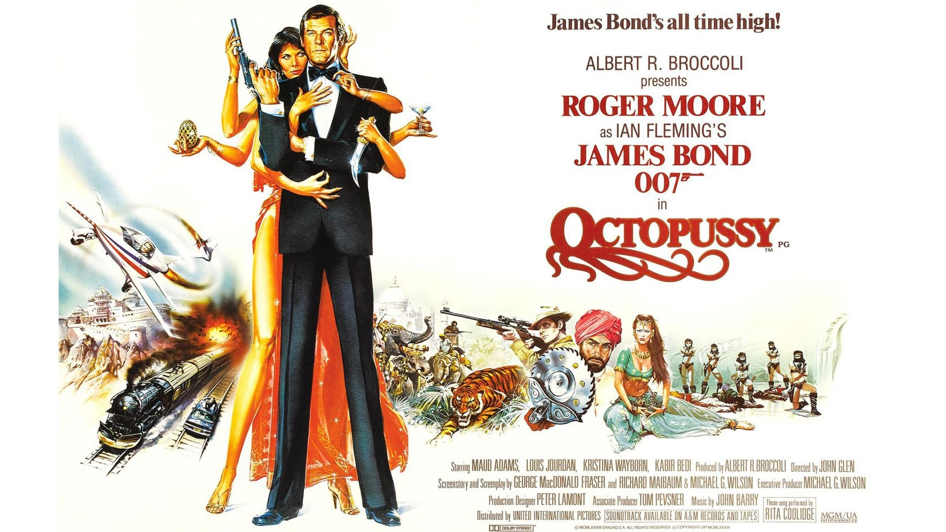 James Bond Octopussy Stream