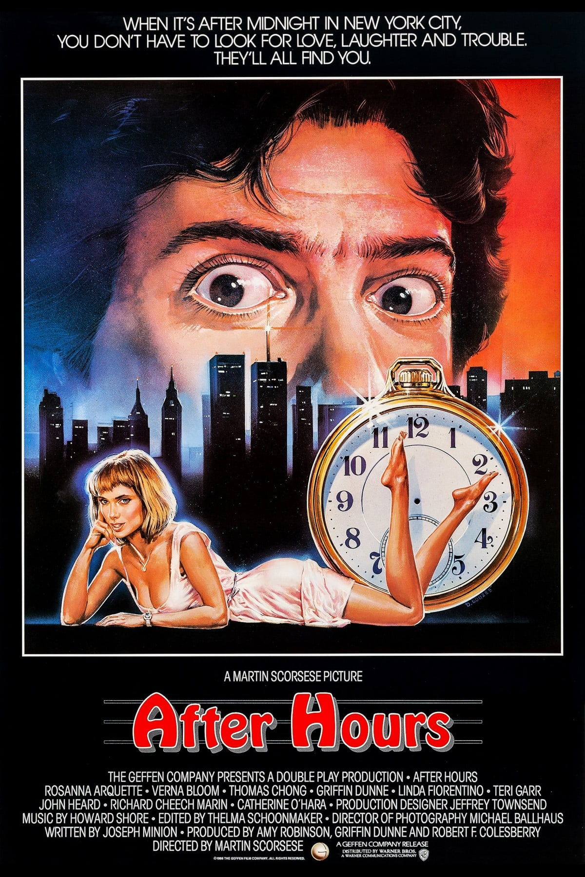 After Hours Film