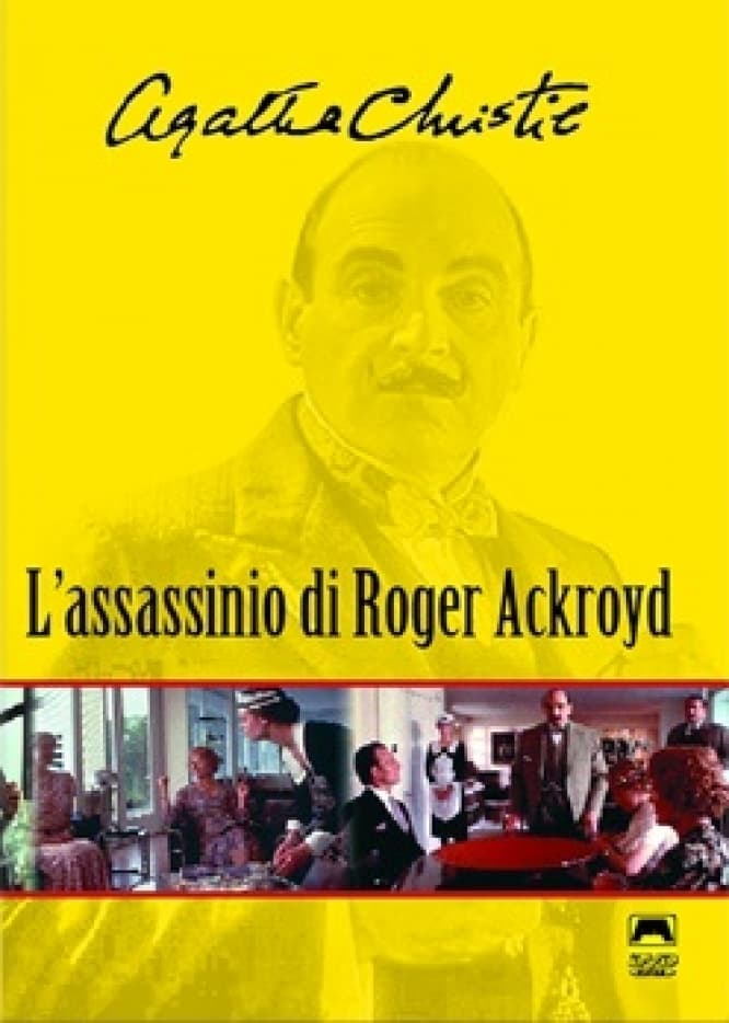 the murder of roger ackroyd essay The murder of roger ackroyd is a work of detective blackmail may be a plausible case but murder seems a tad extreme as there is no call for sheppard to panic.